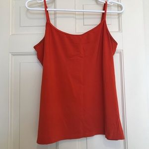 NWT X-Large Orange ANA Camisole